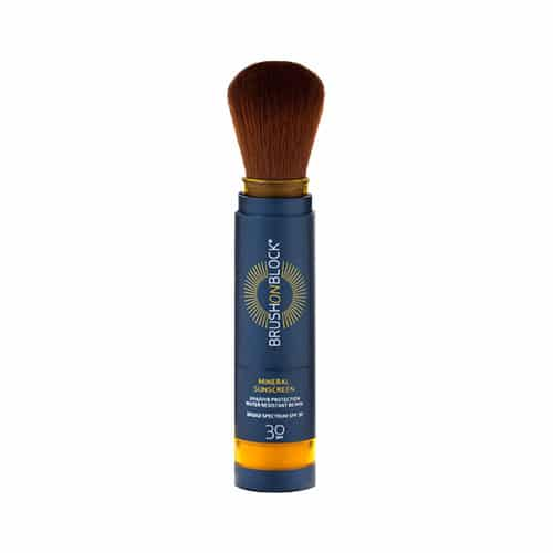 Brush on block SPF poeder