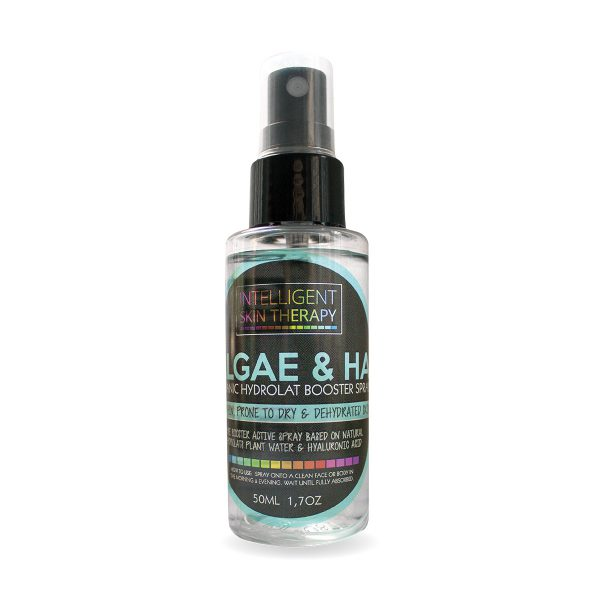 BeautyFace Organic Hydrolats Booster Spray Hyaluronzuur